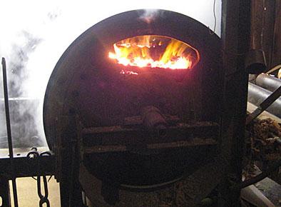 火shao缸造纸机